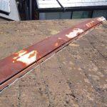厚木市森の里青山にて3年雨漏りが続いた屋根の葺き替え工事