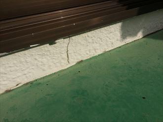 バルコニー床は外壁や屋根と同じようにメンテナンスが必要
