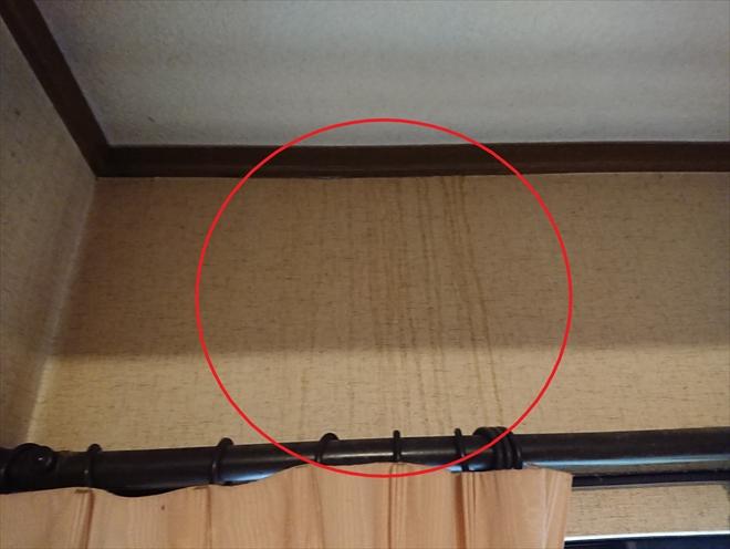 雨漏りは屋根からだけでなく外壁からも起こります