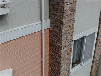 外壁や幕板に傷が付いておりました
