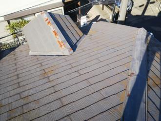 ドーマー付きの屋根