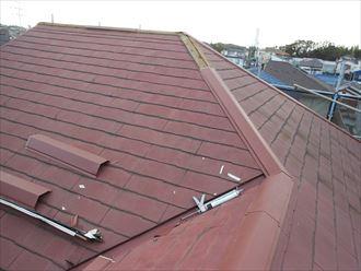 棟板金の交換は街の屋根やさん