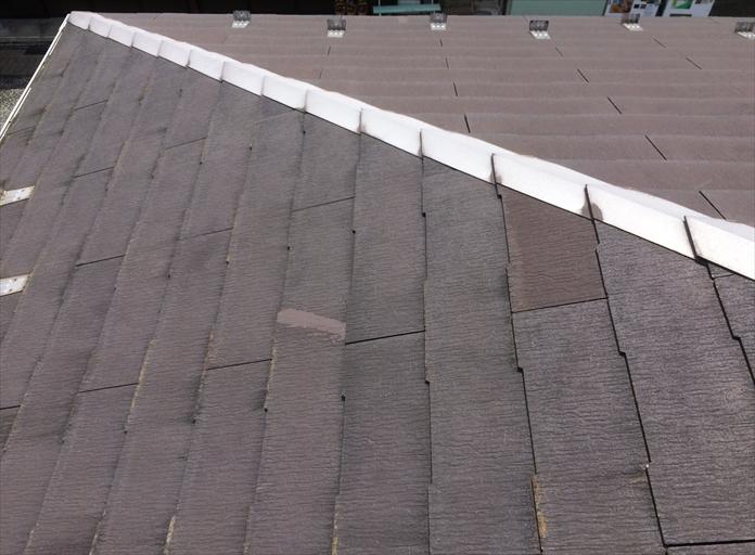スレートは割れることがある屋根材です