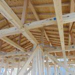 屋根の重要な箇所垂木