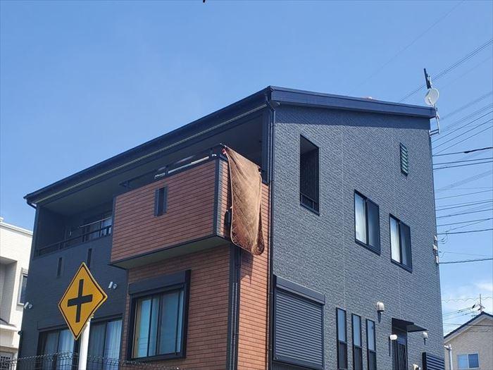 屋根勾配について