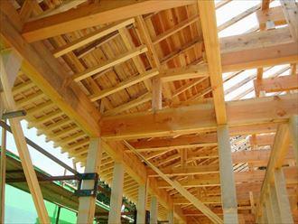 垂木の構造