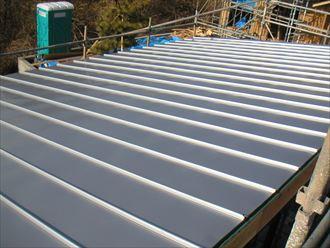 片流れ屋根の形状