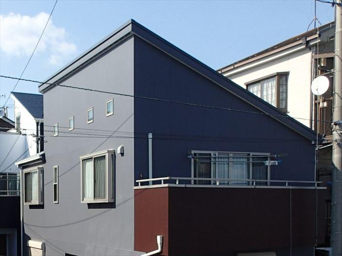 片流れ屋根の特徴と気を付けたい雨漏りへの対策