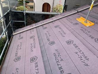 アスファルトルーフィングってなんだろう?種類と選ぶポイントを屋根の専門家がご紹介します