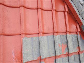 セメント瓦も乾式コンクリート瓦も塗装が必須