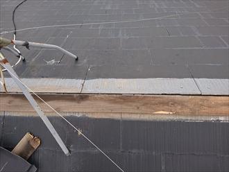 下地木の腐食は塗装工事は何の意味もありません