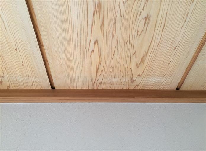 住人が気が付かなかった天井の染み