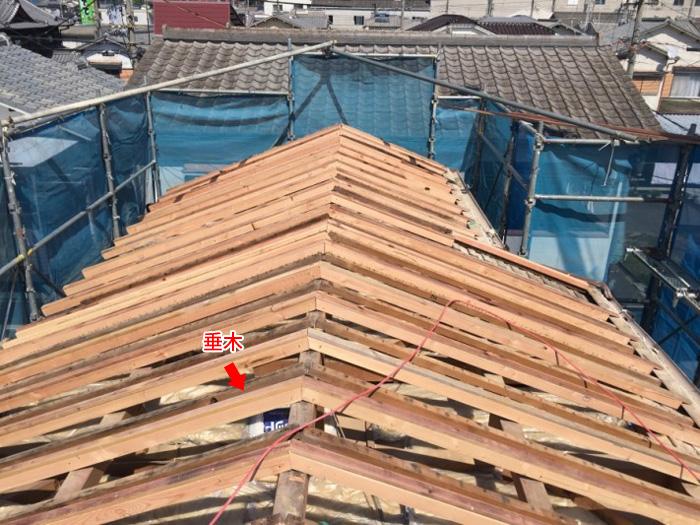 垂木とはなんだろう?屋根の土台といえる垂木の機能やメンテナンス方法をご紹介します