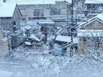 積雪と関係ある屋根傾斜