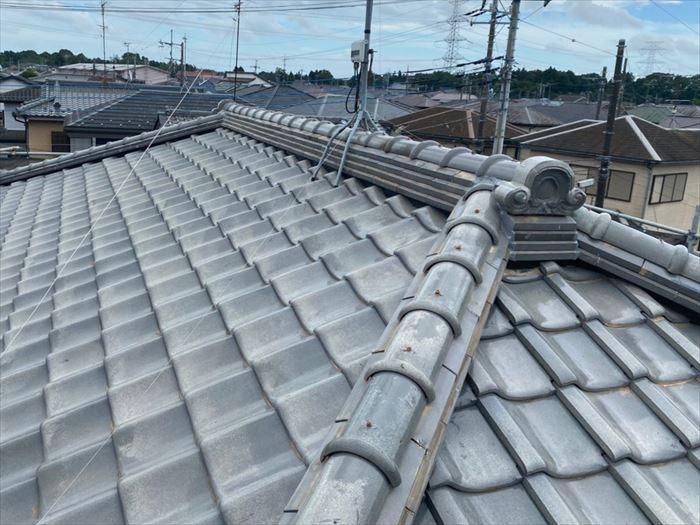 部位ごとに名称が違う屋根瓦の特徴とメンテナンス方法をご紹介
