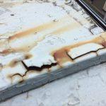 錆び過ぎている板金屋根