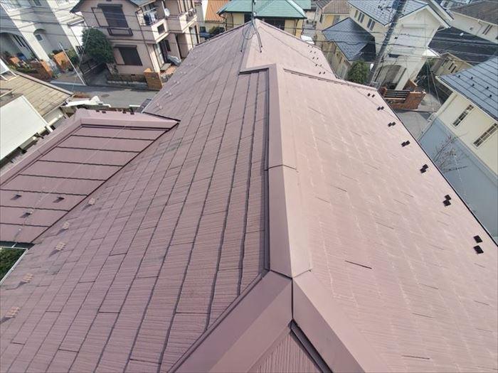 スレート屋根の寿命