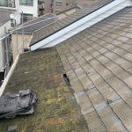 天井からの雨漏りは屋根に原因がありました