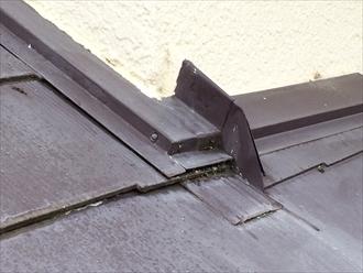 板金に塗られた塗膜の劣化
