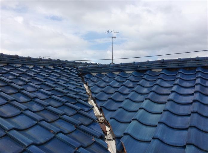 瓦屋根はメンテナンスが必要になります