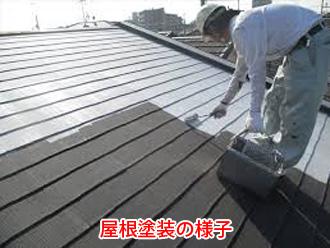 スレートなどは屋根塗装が必要