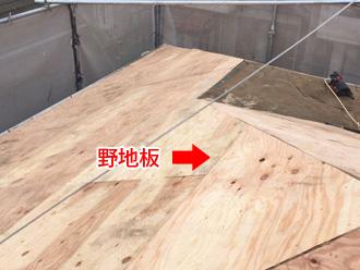 野地板用の構造用合板