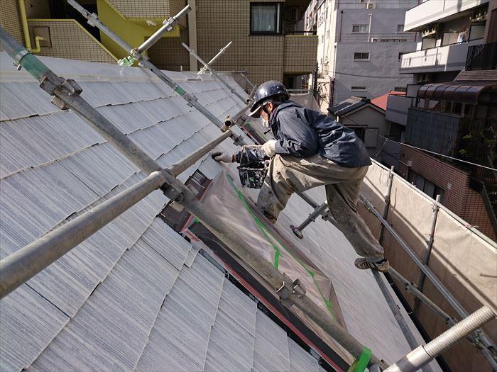 屋根足場が必要な屋根