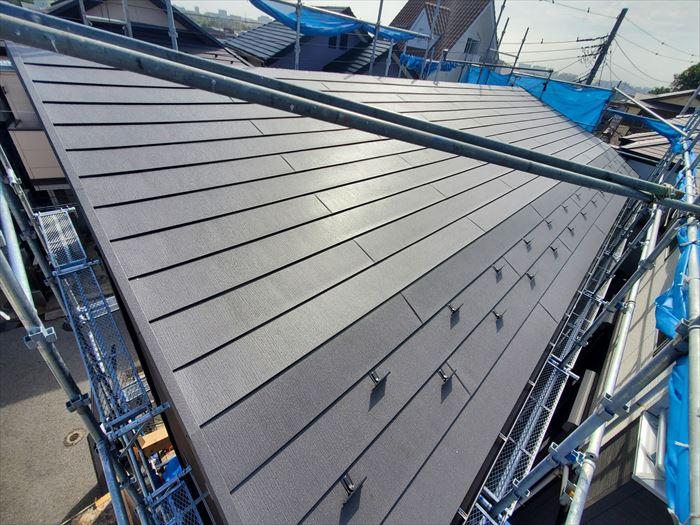 マンサード屋根の補修方法