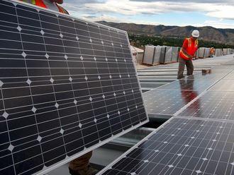 太陽光発電の重量