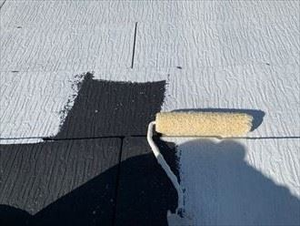 屋根塗装にあわせてメンテナンス