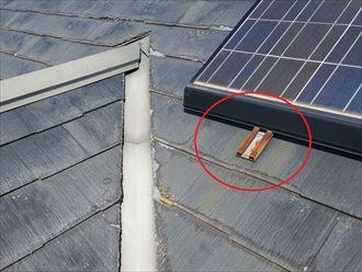太陽光発電錆
