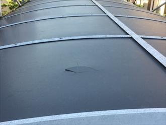 カーポートの屋根材は交換が可能です
