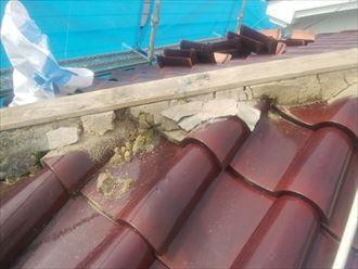 漆喰を使用する湿式工法