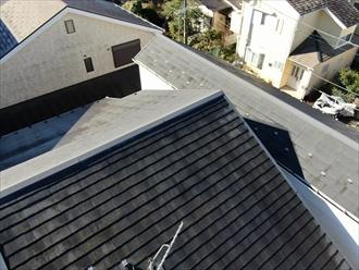 スレート屋根の雨漏り調査は天井裏が分かりやすい