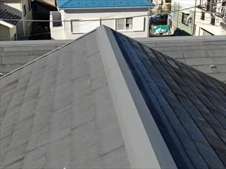 スレート屋根の雨漏りの有無は外からだけでは分からない