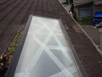 横長の天窓