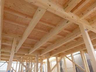 垂木の設置間隔は455mm
