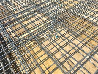 鉄筋コンクリート造の屋根版