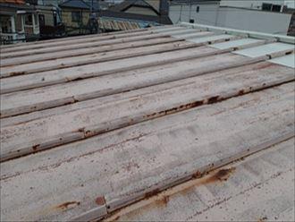 緩勾配屋根