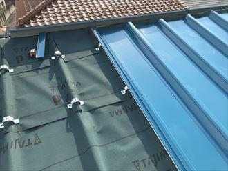 勾配ごとに使用できる屋根材は違う