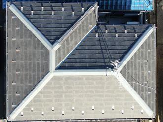 屋根投影面積