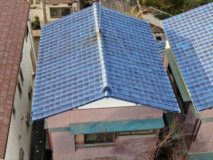 屋根の面積を知る方法