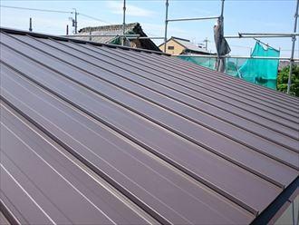 立平葺き屋根材の種類