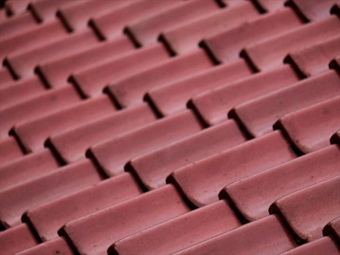 葺き屋根の種類