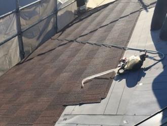 ディプロマットで屋根カバー工法