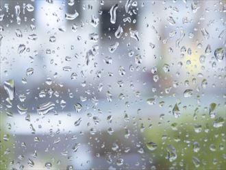 雨水の吹き込み