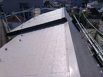 屋根塗装の時期