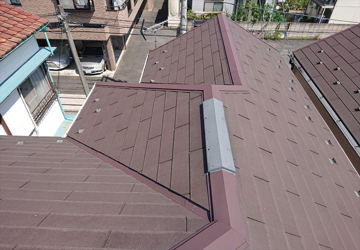 塗装をご検討されているお客様のスレート屋根