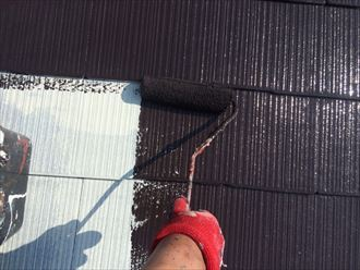 屋根の状態を見極めて塗装