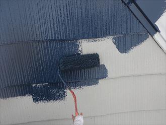10年程度で屋根塗装